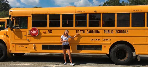 Curso Escolar North Carolina