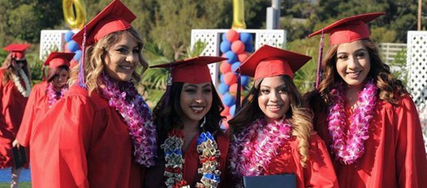 El Camino Real Charter High School, California